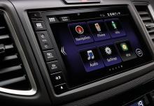 Infotainmentsystemet och inredningen uppdateras i och med faceliften av Honda CR-V.
