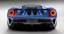Ford GT – se bilderna här