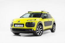 Citroën Cactus Pure Tech/110 hk Shine