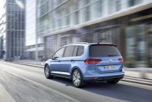Volkswagens nya Touran