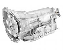 Vissa modeller med LGX-motorn kommer att erbjudas med en nyutvecklad åttastegad automatlåda.