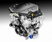 LGX är en 3,6 liter stor bi-turboladdad V6-motor som snart hamnar i flera Cadillac-modeller.