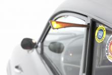 Årsmodell 1958 innebar att blinkers ersatte körriktningsvisarna.