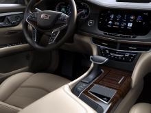 Cadillac CT6 2015.