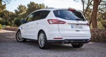 Nya Ford S-Max – rapport från provkörningen