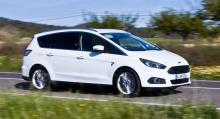 Ford S-Max 2015.