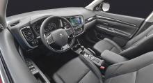 Nya vassare Mitsubishi Outlander