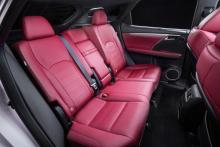 Nya modernare Lexus RX