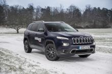 Jeep Cherokee Multijet 2.0 Limited.