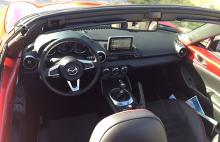Provkörning: Mazda MX-5 2015