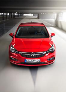 Så blir nya Opel Astra
