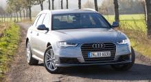 10. Audi A6.