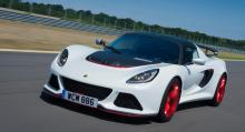Lotus förfinar Exige – här är 360 Cup