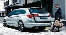 Så blir nya Opel Astra Sports Tourer