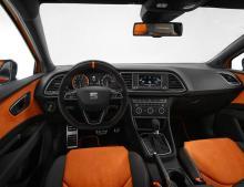 Seat Leon Cross Sport – spansk terrängsportbil