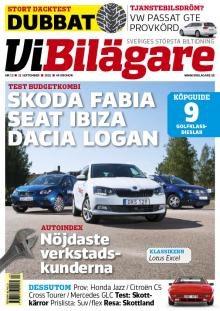 Vi Bilägare 13/2015 - nytt nummer