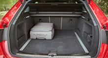 Lastavdelaren, snyggt förpackad under golvet, förgyller kombilivet.