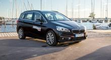 BMW Grand Tourer.