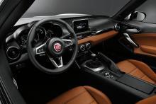 Här är nya Fiat 124 Spider