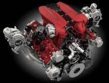 Ferrari vann Årets Motor