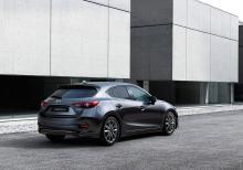Här är nya Mazda 3