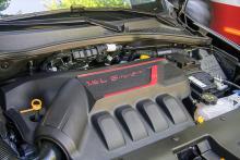 Dieselmaskinen på 120 hk är tilltalande lågmäld, råstark och alert.
