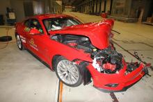 För Ford Mustang blev dock resultatet en besvikelse.