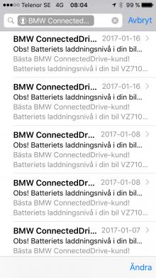 Många mejl blir det...