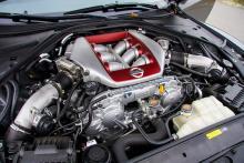 Effekten ur V6-maskinen med dubbelturbo och 2,9-liters volym har ökat från 550 hk till 570.