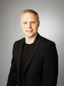 Johan Fagerlönn, forskningsledare på RISE Interactive.