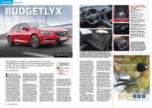 Test av nya Opel Insignia.