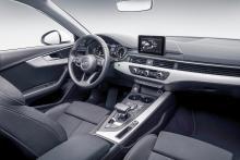 Audi A4 har en av marknadens bästa förarmiljöer.
