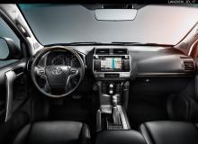 Här är nya Toyota Land Cruiser