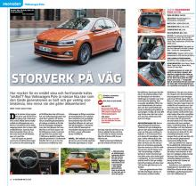 Provkörd: Volkswagen Polo.