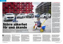 Barnsäkerhet i årets långteststall.