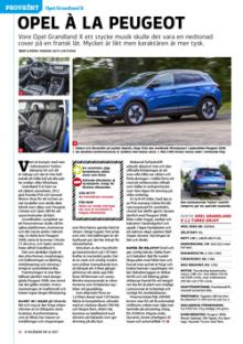 Provkörd: Opel Grandland X