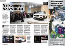 Allt om nya Volvo XC40.