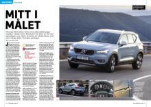 Provkörd: Volvo XC40.