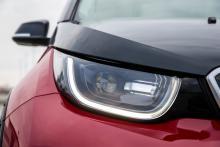 Halogenlamporna som tidigare var standard har strukits, nu är det enbart LED-ljus som gäller.