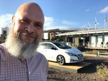 Nissan Leaf – Rapport från provkörningen
