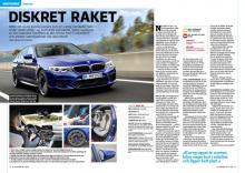 Provkörd: BMW M5.