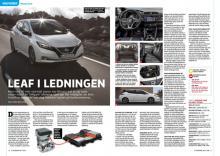 Provkörd: Nissan Leaf.