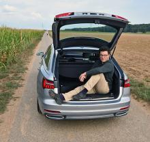 Provkörning: Audi A6 Avant (2018)