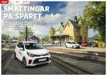 Kia Picanto gör upp med Toyota Aygo och Volkswagen Up i småttingarnas kamp.