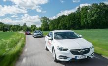 Opel är ett av två märken (Kia är det andra) där kunden kan förvänta sig en lånebil likvärdig med den egna.