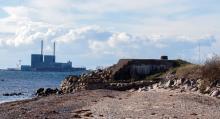 Kulturminnen av vitt skilda slag, det ena med begränsad livstid. Om sådär 15 år ska Barsebäcks kärnkraftverk vara jämnat med marken.