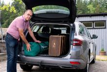 Renaultägaren Bertil Dolfén är missnöjd med kvalitet och kundomhändertagande. Han hoppades på att få en bil med likvärdiga utrymmen som lånebil, men fick en småbil istället.