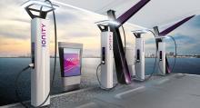 """20–30 """"ultrasnabba"""" laddstationer ska byggas i Sverige inom det nystartade nätverket Ionity. Bakom satsningen står BMW, Daimler, VW-gruppen och Ford."""