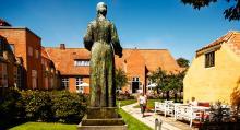 I våras öppnade en ny byggnad på Skagens Museum för att ge mer plats för samlingarna.