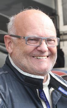 Stig Blomqvist.